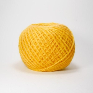 """Пряжа цветная """"Желтая"""""""